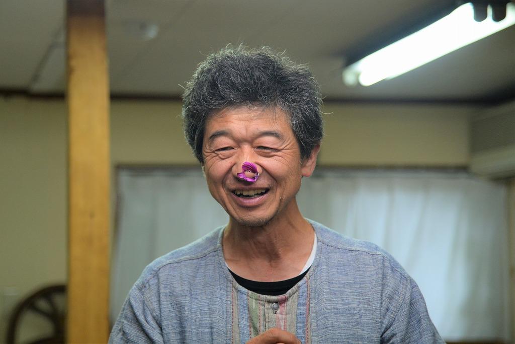 お茶目な須藤さん